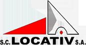 Locativ Mureș Logo